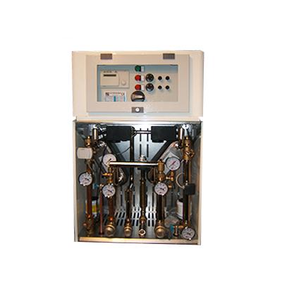 Sottostazione per Teleriscaldamento VAL interno